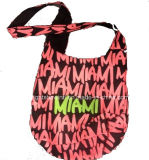 Customized Printed Canvas Tote Bag for Promotion