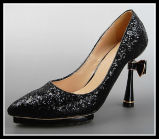 2014 Newest Fashion High Heel Women Shoes Hcy02-1163