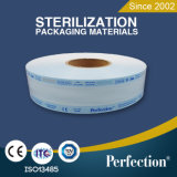 Dual Indicator Eto and Steam Medical Disposable Reel Pouches