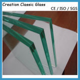 Clear Tempered Glass /Toughened Glass Shower Glass