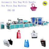 Automatic Shopping Bag Making Machine