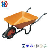 3800 Wheel Barrrow with Solid Tyre (METAL TRAY)