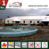 80 X 80 Moroccan Tents for Sale Used for Church Meeting with Sidewalls for 500 People