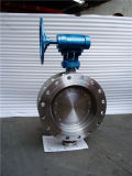 High Performance Flange Butterfly Valve