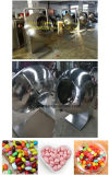 By1000 Industrial Mechanical Sweet Coating Pan Machinery