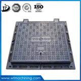 Ductile Iron Square Heavy Duty Casting Iron Ductile Foundry Manhole Covers OEM China Manufacture Top Selling Manhole/Manhole Covers