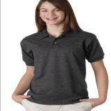 Cotton High School Uniform Polo Shirt
