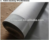 PVC Waterproof Membrane-Best Choice for You Flat Concrete Roof! ! ! !