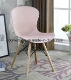 Solid Wood Plastic Dining Chair Eames Chiars (M-X3080)