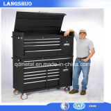 Heavy Duty Roller Tool Chest Metal Drawer Tool Cabinet
