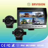 10.1 Inch TFT LCD Monitor with Quad Control Box