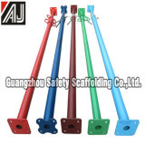 Heavy Duty Scaffolding Adjustable Steel Prop for Slab Supporting, Guangzhou Factory