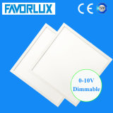0-10V Dimmable LED Panel Lamp 620*620 38W 120lm/W