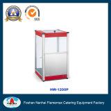 Commercial Popcorn Display Warmer Two Doors (HW-1200P)