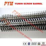 65/132 Twin Screw Barrel Screw Tube Screw Cylinder for PVC Sheet PVC Pipe
