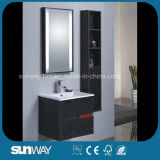 2014 Wood Veneer Bathroom Cabinet with Competitive Price