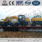 Baoding Machinery 8.5ton Wheel Wood/Sugarcane Loading Machine Loader