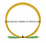 Sc/APC-Sc/APC Fiber Optic Patchcord