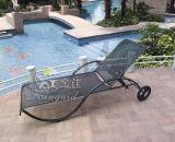 Outdoor Chasie Lounge Chair, Sun Lounger Beach Sofa Chair (JJCL-07)
