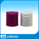 Plastic Press Disc Top Cap for Cosmetic