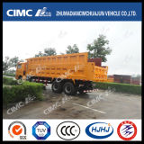 Cimc Huajun 8*4 Dump Truck with Removable Wall
