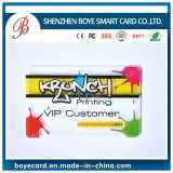 Transparent VIP Card Printing in Shenzhen China