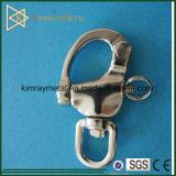 Stainless Steel Eye / Jaw Swivel Snap Hook