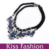 Best Quality Collar Crystal Necklace Jewelry (EN0105)