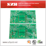 High Quality Fr-4 Lf-HASL Finished Double-Sided PCB Board