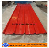 Colored Ibr Sheet/PPGI Corrugated Metal Roofing