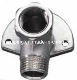 Screw Fittings for Multilayer Pipes Wall Plated Elbow 4