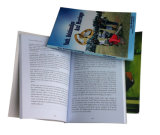 Excellent Design Colourful Soft Cover Book (YY-B0311)
