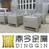 Ss316L 1000L IBC Tote Tank with Un/ISO9001 Certificate