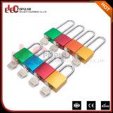 Colorful Security Aluminum Padlock with Master Key