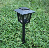 Fleas Pest Type and Waterproof Solar Bug Zapper Solar Insecticidal Lamp with Low Price