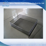 Crimped Wire Mesh as Clear Box, Garbon