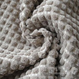 Cut Pile Polyester and Nylon Corduroy for Decoration