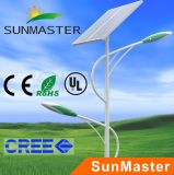 CE RoHS Approval High Quality 60W Solar Street Light