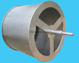 Rotating Sieve Screens for Wastewater