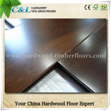 Stained Color Taun Wood Floors