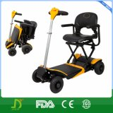 Smart Four Wheel One Second Folding Handicapped Mobility Scooter