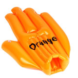 Customized Inflatable Cheer Hand in PVC Material
