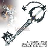 Kingdom Hearts Sora Black Kingdom Key Keyblade001