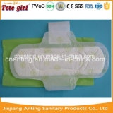 Wood Pulp with Sap Normal Sanitary Napkin Inside for All Ladies