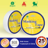 Double-Sided Tissue Tape Shrink with Round Paper on Top
