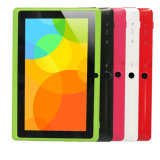 Yuntab 7 Inch Quad Core Q88 1.5GHz Android 4.4 Tablet PC Allwinner A33 512m 8GB ROM Capacitive Screen Dual Cam WiFi Tableta