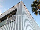Zinc Aluminium Coated Metal Roofing Corrugated Galvalume Wall Panel