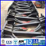 CB711-95 Carbon Steel 6900kgs Boat Spek Anchor