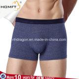 Hot Sale New Arrival Eco Cotton&Linen Solid Color Boxers Boxer Shorts Mens Underwear Boxer Briefs