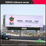 Highway Large Size Advertising Column Billboard Unipole